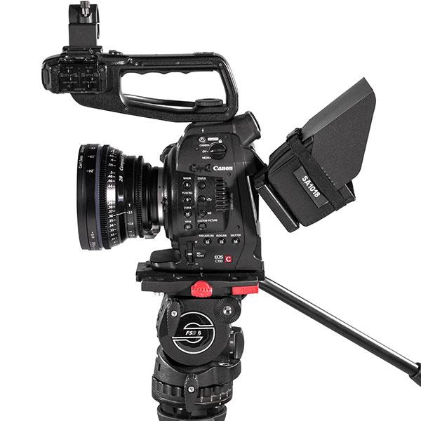 Mini Hood for Canon EOS C100 | Sachtler