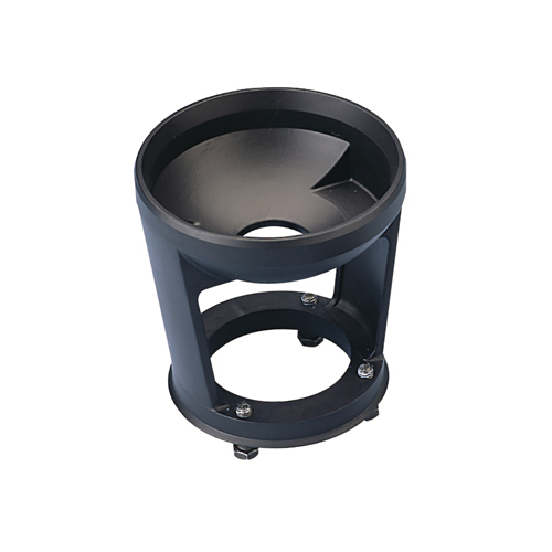 Bowl Adaptor 150 mm to 4-bolt flat base